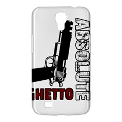 Absolute Ghetto Samsung Galaxy Mega 6 3  I9200 Hardshell Case by Valentinaart