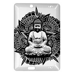 Ornate Buddha Amazon Kindle Fire Hd (2013) Hardshell Case by Valentinaart