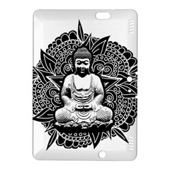 Ornate Buddha Kindle Fire Hdx 8 9  Hardshell Case by Valentinaart