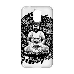 Ornate Buddha Samsung Galaxy S5 Hardshell Case  by Valentinaart