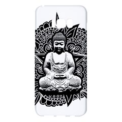 Ornate Buddha Samsung Galaxy S8 Plus Hardshell Case  by Valentinaart