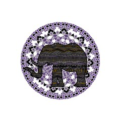 Ornate Mandala Elephant  5 5  X 8 5  Notebooks by Valentinaart