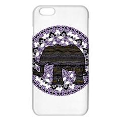 Ornate Mandala Elephant  Iphone 6 Plus/6s Plus Tpu Case by Valentinaart