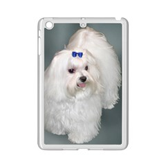 Maltese Full 2 iPad Mini 2 Enamel Coated Cases