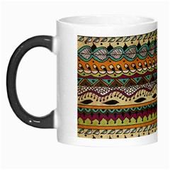 Aztec Pattern Morph Mugs by BangZart