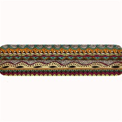 Aztec Pattern Large Bar Mats by BangZart