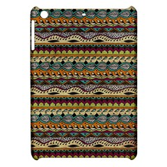 Aztec Pattern Apple Ipad Mini Hardshell Case by BangZart