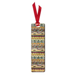 Aztec Pattern Small Book Marks by BangZart