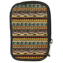 Aztec Pattern Compact Camera Cases by BangZart