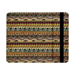 Aztec Pattern Samsung Galaxy Tab Pro 8 4  Flip Case