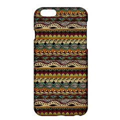 Aztec Pattern Apple Iphone 6 Plus/6s Plus Hardshell Case by BangZart