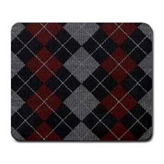 Wool Texture With Great Pattern Large Mousepads by BangZart