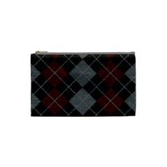 Wool Texture With Great Pattern Cosmetic Bag (small)  by BangZart