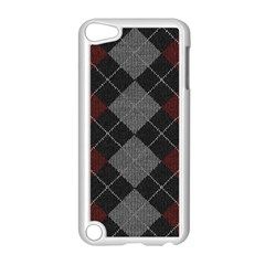 Wool Texture With Great Pattern Apple Ipod Touch 5 Case (white)