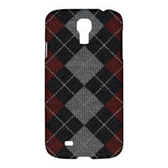 Wool Texture With Great Pattern Samsung Galaxy S4 I9500/i9505 Hardshell Case
