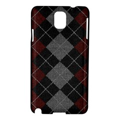 Wool Texture With Great Pattern Samsung Galaxy Note 3 N9005 Hardshell Case by BangZart