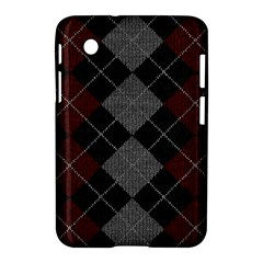 Wool Texture With Great Pattern Samsung Galaxy Tab 2 (7 ) P3100 Hardshell Case  by BangZart