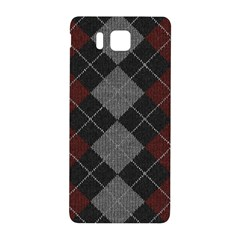 Wool Texture With Great Pattern Samsung Galaxy Alpha Hardshell Back Case