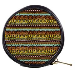 Bohemian Fabric Pattern Mini Makeup Bags by BangZart