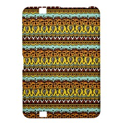 Bohemian Fabric Pattern Kindle Fire Hd 8 9  by BangZart