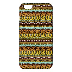 Bohemian Fabric Pattern Iphone 6 Plus/6s Plus Tpu Case