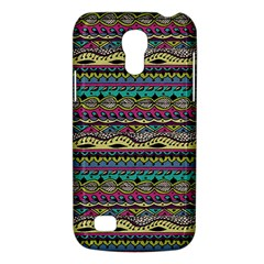 Aztec Pattern Cool Colors Galaxy S4 Mini