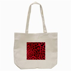 Leopard Skin Tote Bag (cream) by BangZart