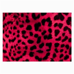 Leopard Skin Large Glasses Cloth by BangZart