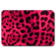 Leopard Skin Large Doormat  by BangZart