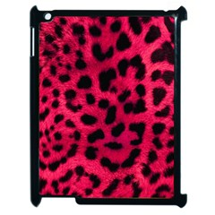 Leopard Skin Apple Ipad 2 Case (black)