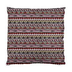 Aztec Pattern Patterns Standard Cushion Case (two Sides) by BangZart