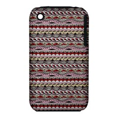 Aztec Pattern Patterns Iphone 3s/3gs by BangZart