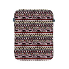 Aztec Pattern Patterns Apple Ipad 2/3/4 Protective Soft Cases