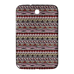 Aztec Pattern Patterns Samsung Galaxy Note 8 0 N5100 Hardshell Case  by BangZart