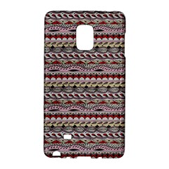 Aztec Pattern Patterns Galaxy Note Edge