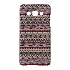 Aztec Pattern Patterns Samsung Galaxy A5 Hardshell Case