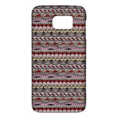 Aztec Pattern Patterns Galaxy S6 by BangZart