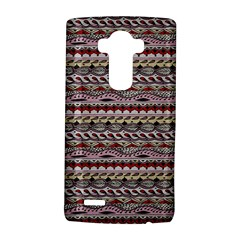 Aztec Pattern Patterns Lg G4 Hardshell Case by BangZart