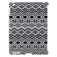 Aztec Design  Pattern Apple Ipad 3/4 Hardshell Case (compatible With Smart Cover)