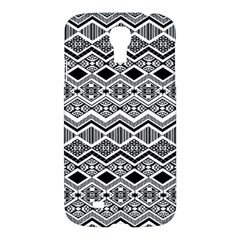 Aztec Design  Pattern Samsung Galaxy S4 I9500/i9505 Hardshell Case