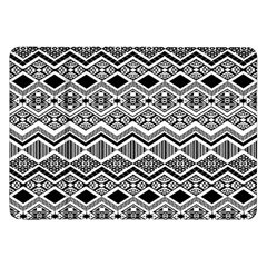 Aztec Design  Pattern Samsung Galaxy Tab 8 9  P7300 Flip Case by BangZart