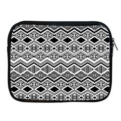 Aztec Design  Pattern Apple Ipad 2/3/4 Zipper Cases by BangZart