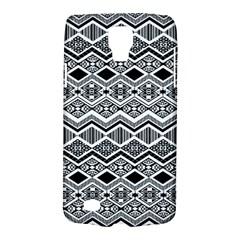Aztec Design  Pattern Galaxy S4 Active