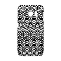 Aztec Design  Pattern Galaxy S6 Edge by BangZart