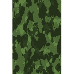 Camouflage Green Army Texture 5 5  X 8 5  Notebooks by BangZart