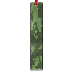 Camouflage Green Army Texture Large Book Marks by BangZart