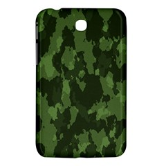 Camouflage Green Army Texture Samsung Galaxy Tab 3 (7 ) P3200 Hardshell Case