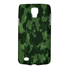 Camouflage Green Army Texture Galaxy S4 Active by BangZart