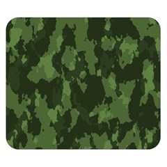 Camouflage Green Army Texture Double Sided Flano Blanket (small)  by BangZart