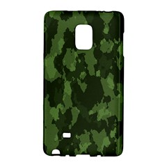Camouflage Green Army Texture Galaxy Note Edge by BangZart